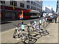 NZ3956 : Going green in Fawcett Street by Oliver Dixon