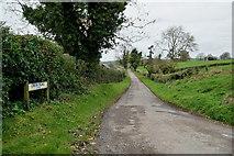 H6056 : Ballynasaggart Road, Crew by Kenneth  Allen