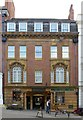 SK5739 : Enfield Chambers, Low Pavement, Nottingham by Alan Murray-Rust