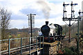 SO7192 : Severn Valley Railway - light engine movement by Chris Allen