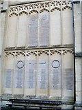 SP0202 : War memorial [2] by Michael Dibb