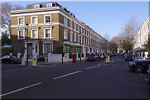TQ2479 : Upper Addison Gardens, Kensington by Stephen McKay
