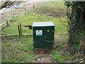 TL8298 : Environment Agency monitoring station by David Pashley