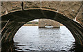 NH9821 : Underneath the Arches by Anne Burgess