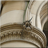 SE2933 : Aspire, Infirmary Street, Leeds - unicorn by Stephen Craven