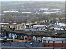 SE2932 : Farnley Viaduct, Leeds by Stephen Craven
