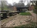 SJ9151 : Lock #8 on the Caldon Canal by Graham Hogg