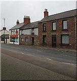 SO6302 : Stone houses, High Street, Lydney by Jaggery