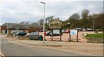 NO4202 : Temple car park, Lower Largo by Bill Kasman