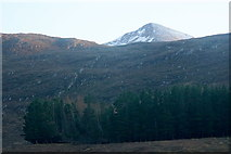 NH2276 : Sgurr Mor from Dirrie More by Mike Pennington