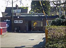 SJ9400 : Public mortuary - Wednesfield by Chris Allen