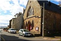 NO4102 : St David's Parish Church, Lower Largo by Bill Kasman