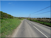 SO5793 : B4378 towards Much Wenlock by JThomas