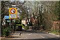 TQ3036 : Church Road Bridge by Peter Trimming