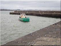 J3829 : Surf Maid of Carrickfergus at Newcastle Harbour by Eric Jones
