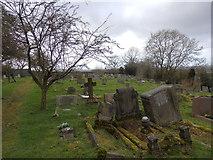 SO9969 : Tardebigge cemetery by Rudi Winter