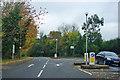 TQ4159 : A233 Main Road, Biggin Hill by Robin Webster