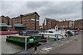 SO8218 : Victoria Dock by Ian Capper