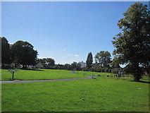SJ4191 : Dovecot Park by Sue Adair