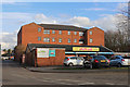 SJ8663 : Building on the site of Meadow Mills, Congleton by Chris Allen