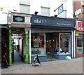 SK5739 : 27 Pelham Street, Nottingham by Alan Murray-Rust