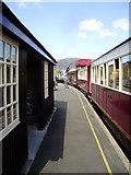 SH5752 : Welsh Highland Railway by Eirian Evans