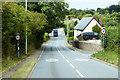 SX9886 : A376, Exton Park by David Dixon