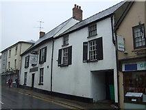 SO3014 : The Coach & Horses, Abergavenny by JThomas