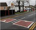 SO1108 : Ysgol/School warning sign, Church Street, Rhymney by Jaggery