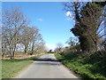 TM4999 : Border Lane, Ashby by Geographer
