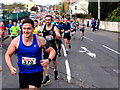 H4572 : Determined faces, Omagh Half Marathon by Kenneth  Allen