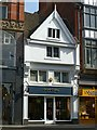 SK5739 : 11 Bridlesmith Gate, Nottingham by Alan Murray-Rust
