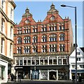 SK5739 : 5, 7, 8 Bridlesmith Gate, Nottingham by Alan Murray-Rust