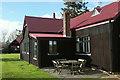 SY9484 : Isolation cottages, Norden by Derek Harper
