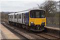 SK2082 : Train 150120 at Bamford Station by Ian S