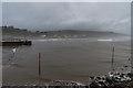 SY3491 : Towards Lyme Regis by Ian Capper