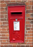 SU9949 : George V postbox in Quarry Street by Basher Eyre