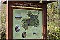 SP0292 : Sandwell Valley information by Martin Richard Phelan