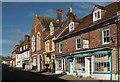 SY9287 : Buildings on West Street, Wareham by Derek Harper