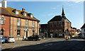 SY9287 : Town centre, Wareham by Derek Harper