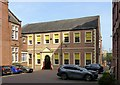 SK5739 : Former chapel, Plumptre Place, Nottingham by Alan Murray-Rust