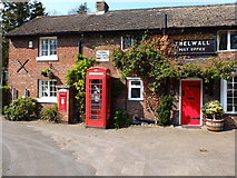 SJ6587 : The Old Post Office, Bell Lane, Thelwall by Gary Rogers
