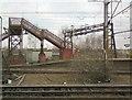 SJ8597 : Ardwick Station by Gerald England