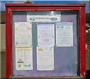NO4102 : Notice Board by Bill Kasman