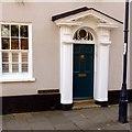 SK5739 : Doorway, 51 Castle Gate, Nottingham by Alan Murray-Rust
