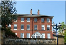 SK5639 : St Mary's Vicarage, Standard Hill, Nottingham by Alan Murray-Rust