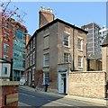 SK5639 : 7 St James's Terrace, Nottingham by Alan Murray-Rust
