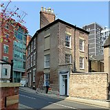 SK5639 : 7 St James's Terrace, Nottingham by Alan Murray-Rust