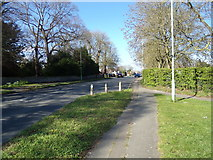 TM5294 : B1375 Oulton Street, Oulton by Adrian Cable