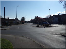 TM5294 : B1375 Gorleston Road, Oulton by Adrian Cable